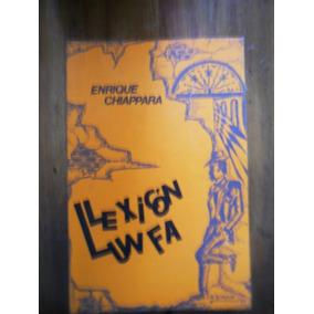 Enrique Chiappara Lexicon Lunfa Diccionario Lunfardo