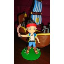 Jack Y Los Piratas De Nunca Jamás