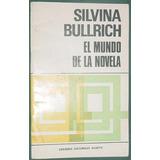 Mundo Novela Conferencia Silvina Bullrich Escuela Merlo 1967