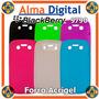Forro Acrigel Blackberry Bold 6 9790 Estuche Funda Goma Bb