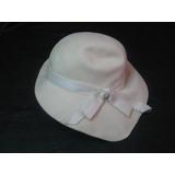 Interesante Lote De Antiguos Sombreros Para Dama