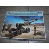 Maqueta Para Armar - M198 155mm Medium Towed Howitzer 1/35