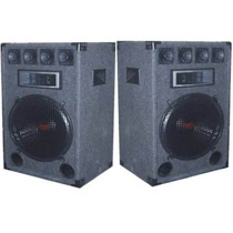 Parlantes 400w Woofer15 4 Tweeter El Mas Potente Dancis