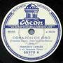 Francisco Canaro Y Su Orquesta Tipica (disco De Pasta)