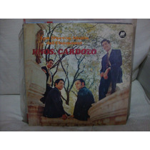 Vinilo Hermanos Cardozo Idolos Del Chamame