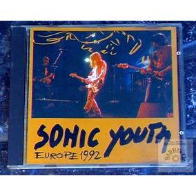 Sonic Youth - Europe 1992 (bootleg) ( Importado Nuevo )