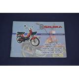 Gilera Ga50 Ga50 4t Ga70 4t Manual De Usuario Original