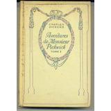 Libro Aventures De M. Pickwick, Charles Dickens.