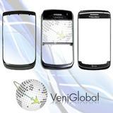 Bisel Bezel Borde Frontal Blackberry 9700 9800 8900 9810