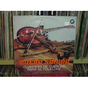 Cuarteto De Cuerdas Para El Folklore Nuevo Sonido Vinilo Arg