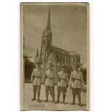 Foto Militares Basilica San Pedro Mar Del Plata