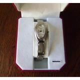 Reloj Pulsera Dama Sevil Original Japan Quartz Caja Lujo