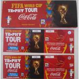 2 Entradas Coca Fifa World Cup Trophy Tour - Mundial 2010