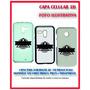 Capa Case Sony Ericson Xperia C3 Sublimação 2d Prensa Plana