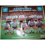 Poster Seleccion Argentina Campeon De America 1993 (228)