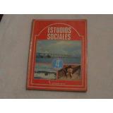 Libro Estudios Sociales 4 Grado Cuarto Venezuela Sociologia
