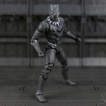 Action Figure Pantera Negra Vingadores Sob Encomenda