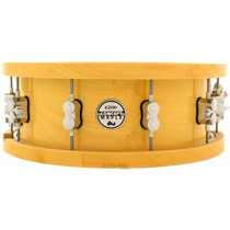 Caixa Pdp By Dw Concept Maple Wood Hoop 20-ply 14x5,5¨ Autom