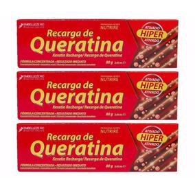 Recarga De Queratina/keratina Novex