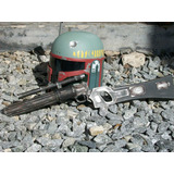 Boba Fett Star Wars Blaster Cosplay Replica Esc. 1:1