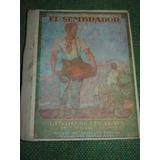 El Sembrador. Antiguo Libro De Lectura.