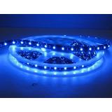 Tira De Leds Para Exterior Color Azul Lt60-sw1210-b 12v 60le