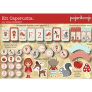 Kit  Caperucita Roja