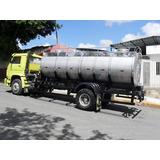 Tanque Pipa Agua Potavel Fabricado Em Aço Inox 304