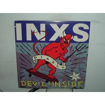 Inxs Devil Inside Remix Version Vinilo Americano
