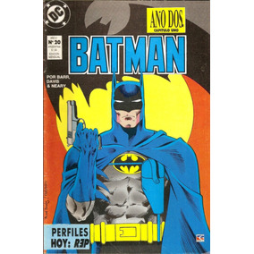 Revista: Batman N°20, 23 Y 28 (perfil)