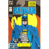 Revista: Batman N°20, 23 Y 28 (perfil)