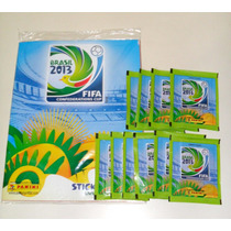 Figurinhas Da Copa Das Confederações 2013
