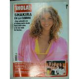 Revista Hola N 3282 2007 Shakira Beckham En La Plata