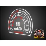 Calco Fiat 600 - 800 / Velocidad Recomendada Rodaje