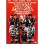 Brigada Explosiva: Misión Pirata Dvd Original Nuevo Sellado