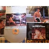 Bruce Lee, 4 Laserdisc