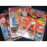 Revista Pisteros. Varios Números.