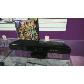 Sensor Kinect Para Xbox 360 (semi Novo Pouca Vezes Usado)