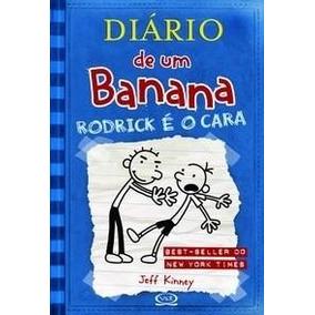 Diário De Um Banana - Vol. 2 - Rodrick É O Cara