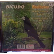 Cd Bicudo Beethoven ( Canto Goiano Clássico )