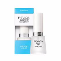 Revlon Quick Dry Base Coat Base Para Unhas 14,7ml