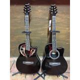 Agotadas!!!guitarras Electroacusticas Tipo Ovation.