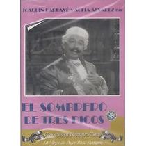 Dvd Mexicano Oro Joaquin Pardave El Sombrero De Tres Picos