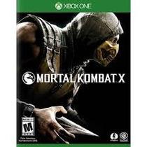 Mortal Kombat X Para Xbox One Físico Nuevo Sellado