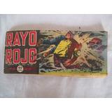 Antigua Revista Rayo Rojo Nº 281. Febrero De 1955.