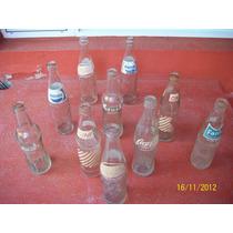 Antiguas Botellas De Gaseosas Chicas