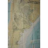 Gran Mapa Estrada Recursos Energeticos Republica Argentina