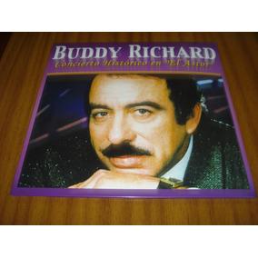 Vinilo Buddy Richard / En El Astor (nuevo Y Sellado)