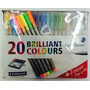 Lapices Staedtler 20+ 6 Neon Colores Triplus Fineliner