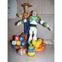 Adorno Para Torta De Toy Story Porcelana Fria Souvenirs